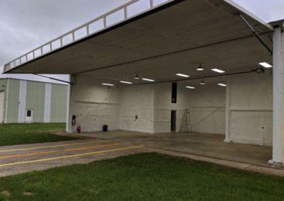 Riley hangar 1