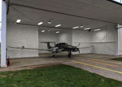 Riley hangar 2