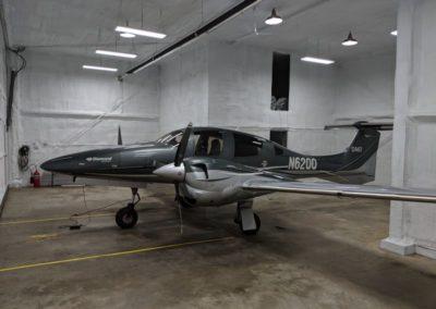 Riley hangar 3